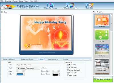 Songs Dvd Slideshows Dvd Photo Slideshow Builder